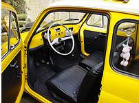 Fiat 500 erstes Modell