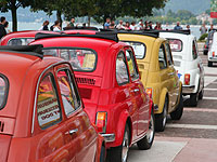 Fiat 500 Urmodell